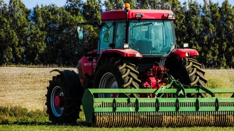 Agricultural Equipment Technology (AS)