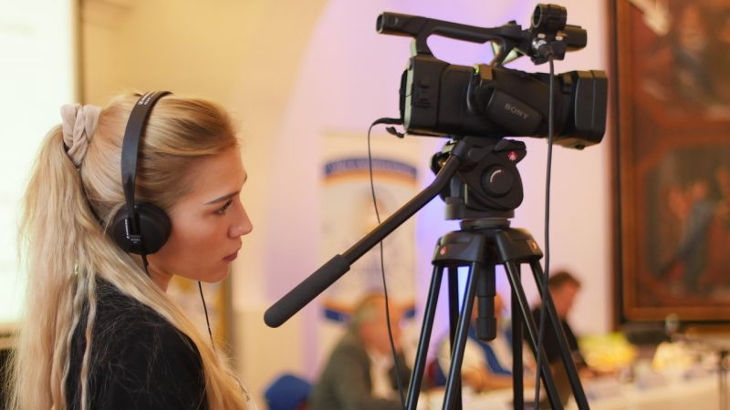 Camera Operator (Television and Video)