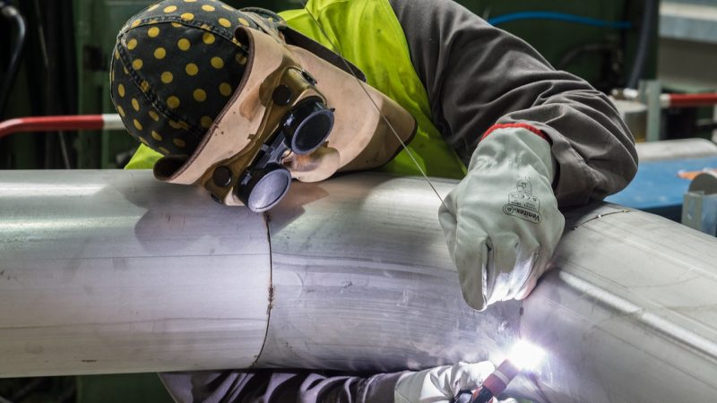 Pipe Welding (Apprenticeship Program)